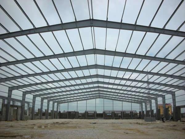 Mua bán nhà xưởng kết cấu thép tại Hà Tĩnh